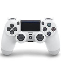 Slika SONY PLAYSTATION gamepad DUALSHOCK 4 V2 (Beli)