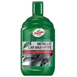 Slika TURTLE METALLIC WAX+PTFE 500ML