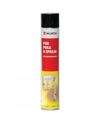 "Slika PUR PENA""WURTH""750 ML"
