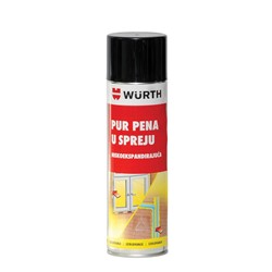 "Slika PUR PENA""WURTH"" 500ML"